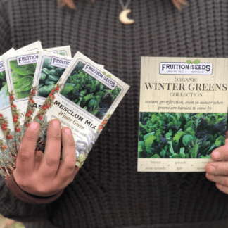 Organic Winter Greens Collection